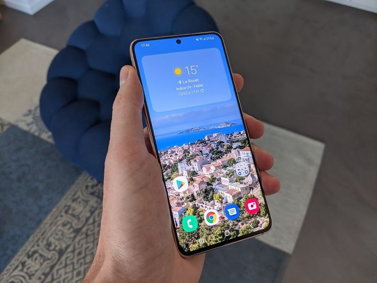 Test du Samsung Galaxy S21 : y goûter, c'est l'adopter