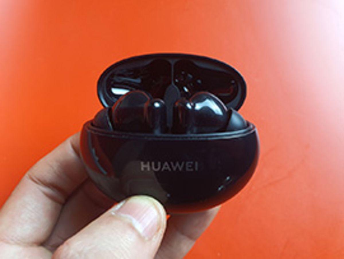 Test Huawei Freebuds 4i : des prestations plus qu'honnêtes pour le prix