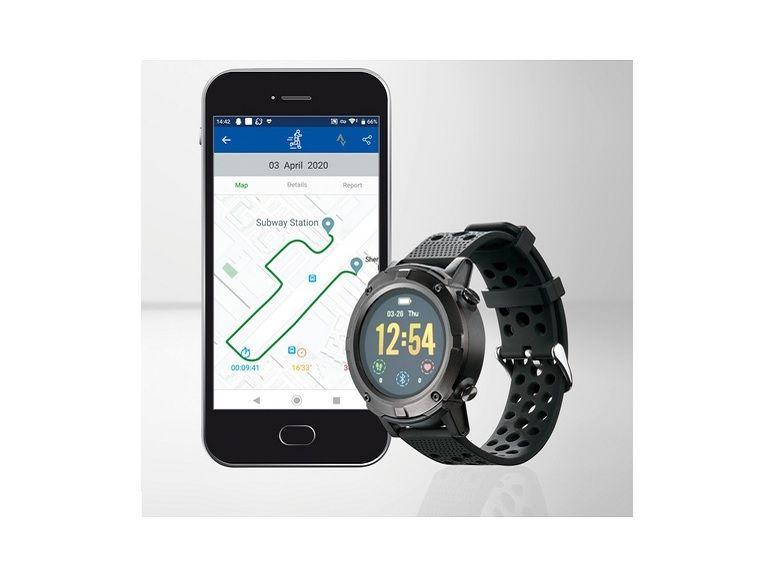 Lidl Move : une nouvelle montre connectée avec GPS intégré à 64,99€
