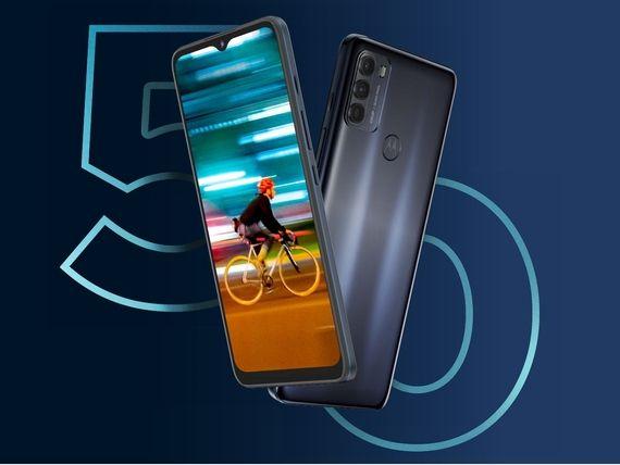 Motorola annonce deux smartphones 5G milieu de gamme, les Moto G50 et Moto G100