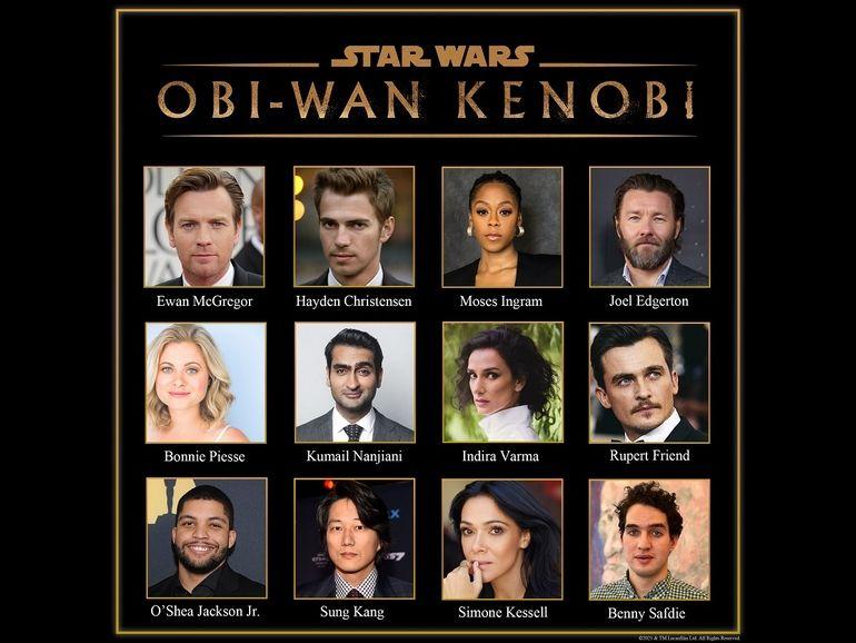 Obi-Wan Kenobi (Disney+) : début de tournage et casting confirmés pour la nouvelle série