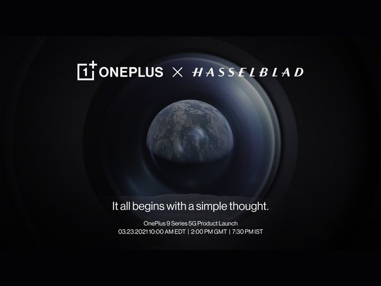 Le OnePlus 9 avec sa partie photo Hasselblad sera présenté le 23 mars