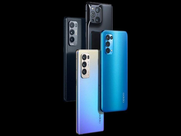 Oppo Find X3 Pro, Neo et Lite officiels : les trois mousquetaires 5G à l'assaut de Samsung et Xiaomi