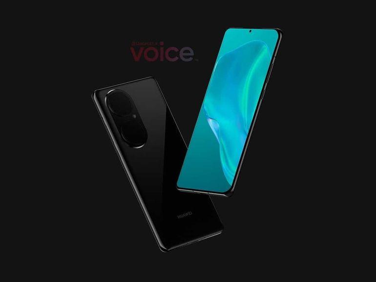 Huawei P50 Pro : une image de l'appareil avant sa présentation ?