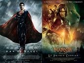 Programme TV (jeudi) : Man of Steel ou Le Monde de Narnia 2 ? Un choix épineux
