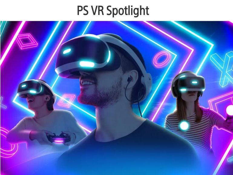 PS VR Spotlight : Sony dévoile six nouveaux jeux pour PlayStation VR, dont trois exclusivités