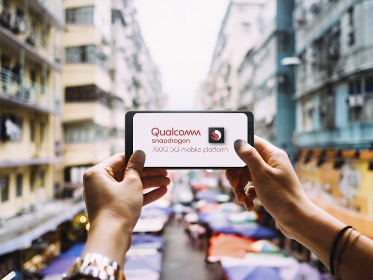 Qualcomm vient de présenter son nouveau SoC milieu de gamme, le Snapdragon 780G