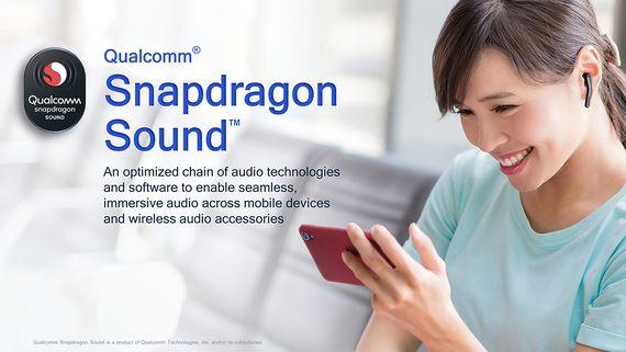 Qualcomm Snapdragon Sound : un label audio HD pour casques sans fil et smartphones