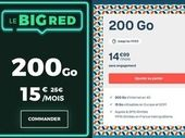 Forfait 200 Go à 15€ : RED by SFR ou B&You, quel est le meilleur bon plan ?