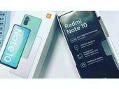 Redmi Note 10 : de nouvelles divulgations confirment certaines caractéristiques techniques