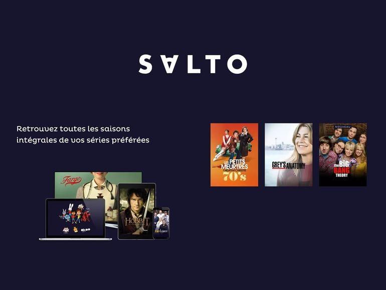 Salto : déjà du changement à la tête de la plateforme de SVoD