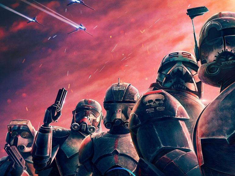 The Bad Batch (Star Wars) : voici la bande-annonce de la série animée Disney+