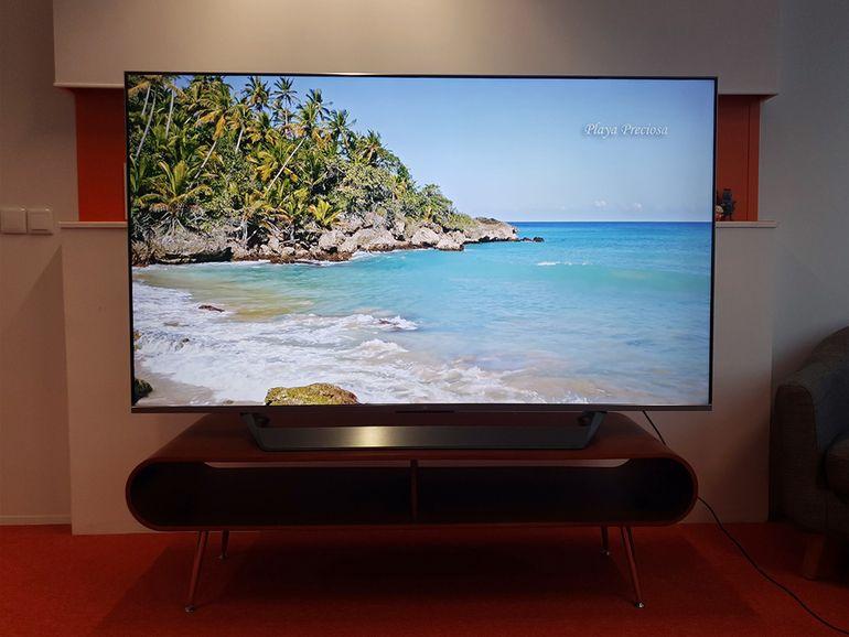 Test Xiaomi Mi TV Q1 75 : une image riche et contrastée, mais des composants trop justes