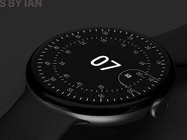 Voici à quoi pourrait ressembler la Google Pixel Watch