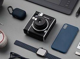 Fujifilm Instax Mini 40 : un nouvel appareil photo instantané au look vintage