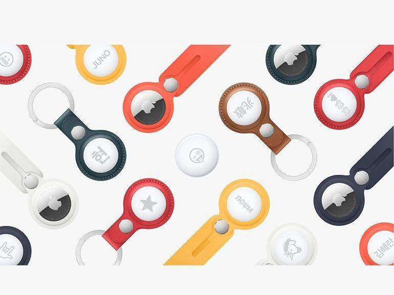 Apple AirTag : tout savoir sur l'alternative personnalisable au SmartTag de Samsung