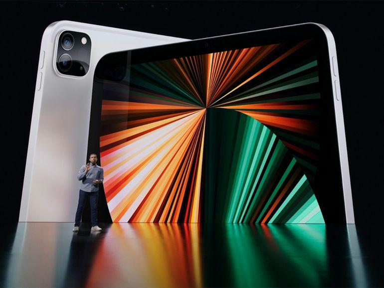 Apple annonce l'iPad Pro 2021 : une tablette 5G et la première avec un écran Mini LED