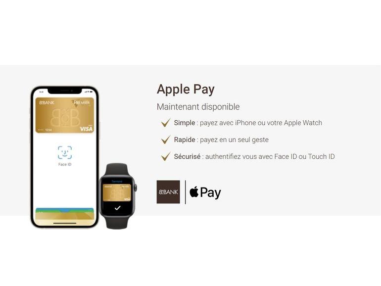 BforBank : vous pouvez désormais utiliser Apple Pay pour régler vos achats
