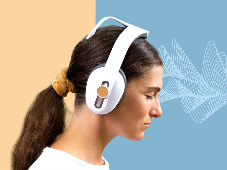 Prise en main du Melomind, un casque connecté anti-stress avec neurofeedback