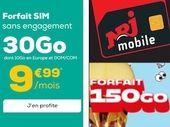 A moins 10€, quel forfait mobile choisir actuellement ?