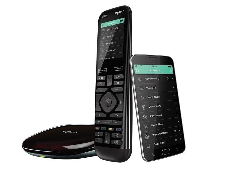 Logitech : clap de fin pour la télécommande universelle Harmony