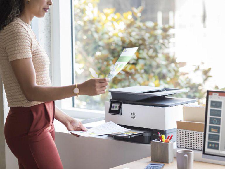 HP+ : le nouveau service utilise le cloud pour sécuriser et stabiliser les imprimantes
