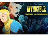 Invincible (Prime Video) : deux saisons supplémentaires pour la série super-héroïque