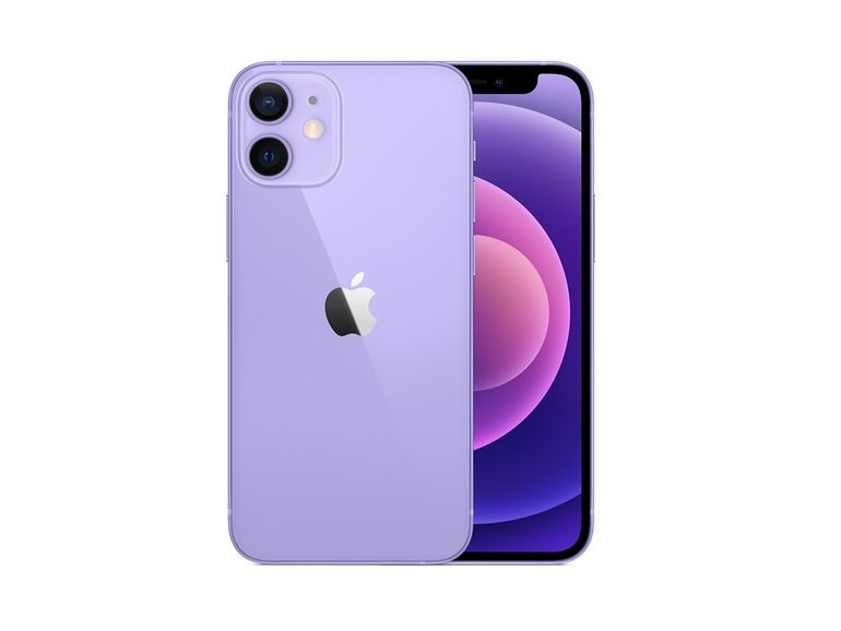 RED by SFR : iPhone 12 et 12 mini en promotion même en mauve