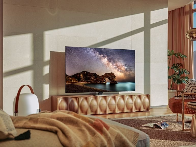 Samsung Neo QLED, la technologie que l'on attendait pour les téléviseurs de (très) grande taille !