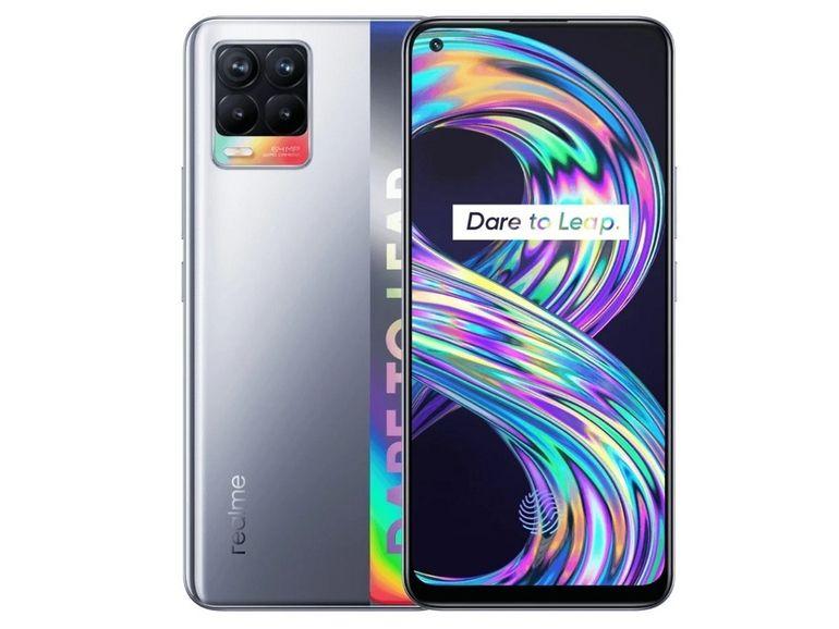 realme 8 : un nouveau smartphone d'entrée de gamme arrive en France