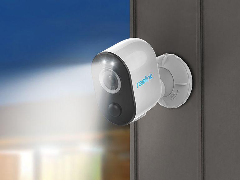 Test Reolink Argus 3 Pro : une caméra de surveillance capable de différencier véhicules et personnes