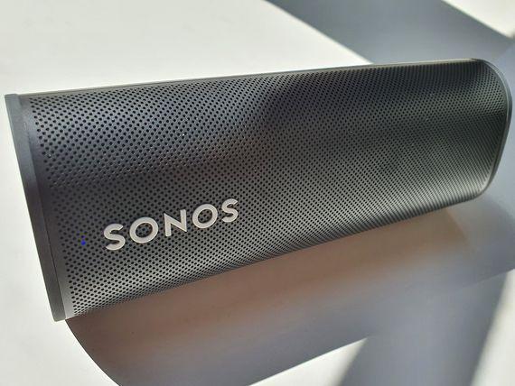 Test de la Sonos Roam, l'enceinte ultra-portable à tout faire