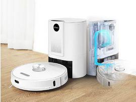 Le robot aspirateur Robot Aspirateur Ultenic T10 avec station de vidange à 529€ (-70€)