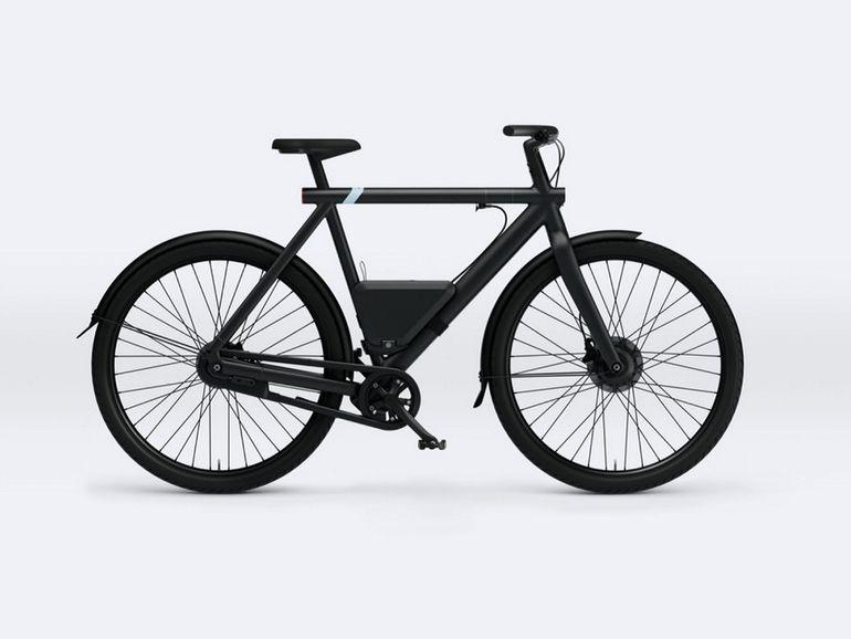 VanMoof lance une batterie externe pour augmenter l'autonomie de ses vélos électriques