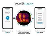 Une application pour détecter la Covid-19 à partir de la voix