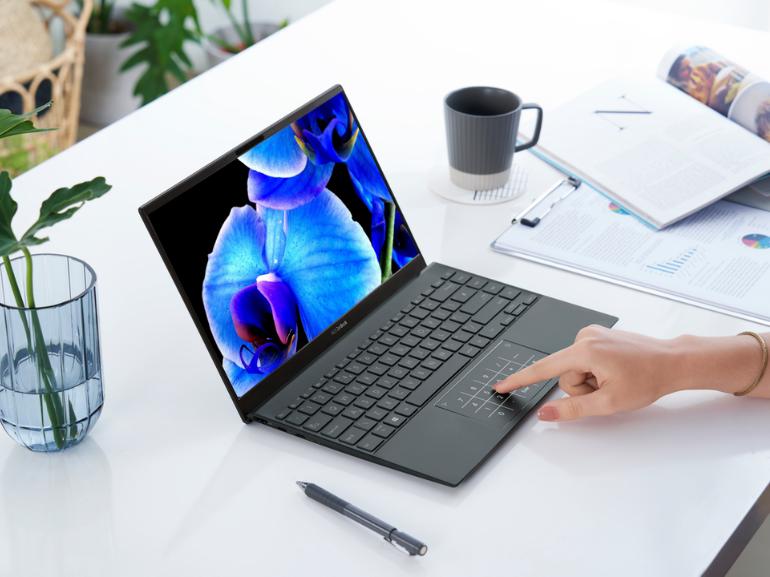 Découvrez comment les écrans OLED des Asus ZenBook 13 révolutionnent l'affichage