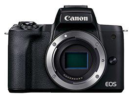 Test Canon EOS M50 Mark II: de trop légères évolutions