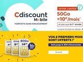 La Poste Mobile ou Cdiscount Mobile : quel est le meilleur forfait à 10 euros ?