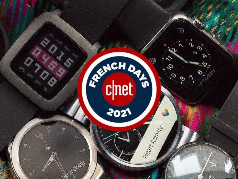 French Days 2021 : les vrais bons plans montres et bracelets connectés
