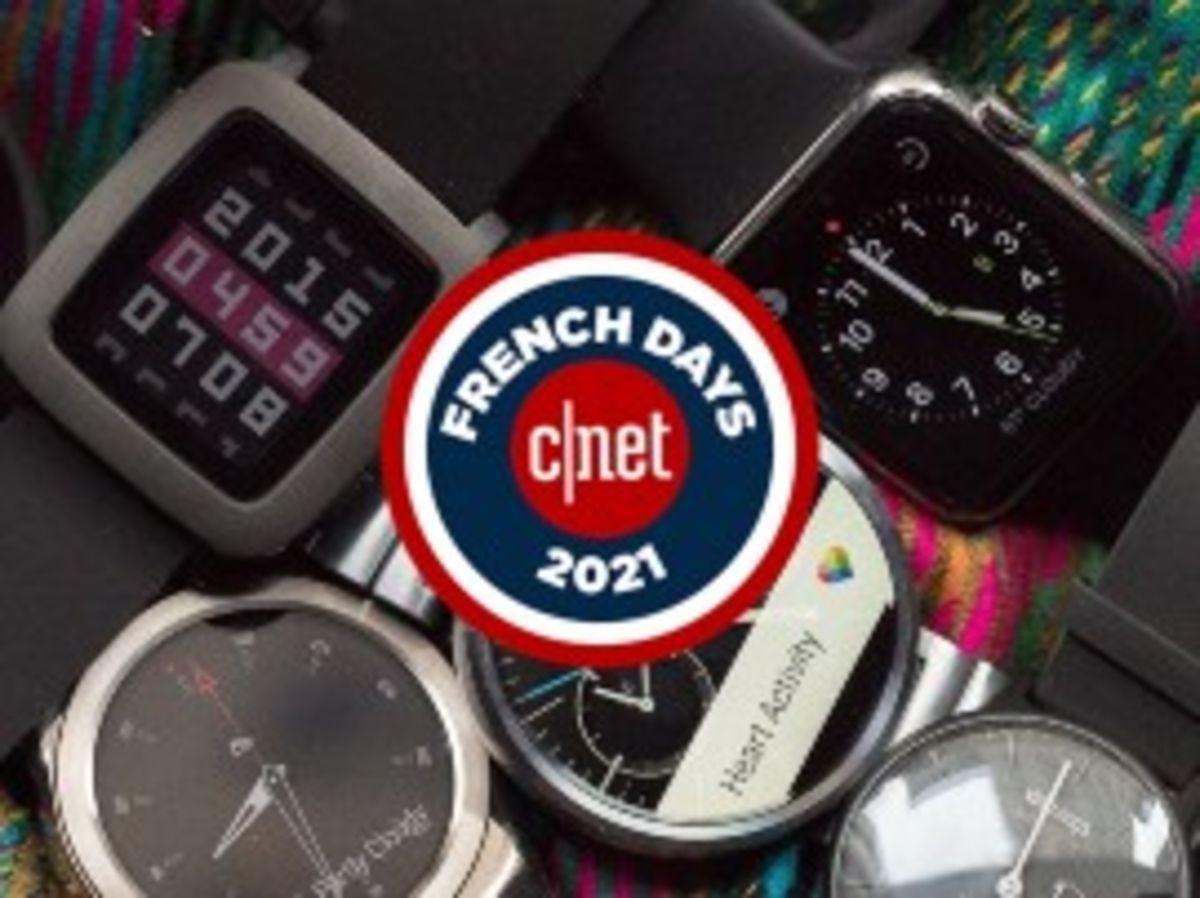 French Days 2021 : les meilleures promos montres et bracelets connectés