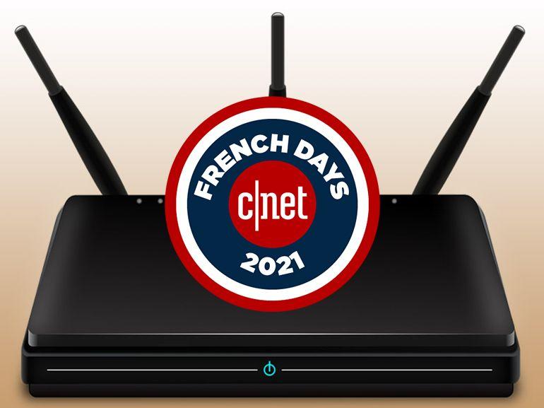 French Days routeurs Wifi et équipement réseau