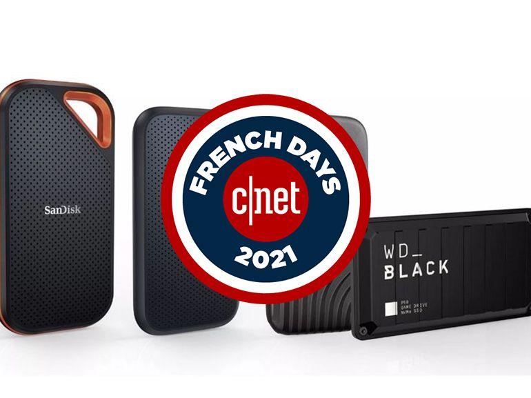 French Days 2021 : carte mémoire, SSD, clavier et souris... les promos sur les périphériques et accessoires