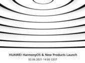 Huawei : toutes les annonces du 2 juin (HarmonyOS et produits)