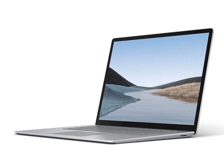 Surface Laptop 3 : économisez jusqu'à 660 euros sur le PC made in Microsoft