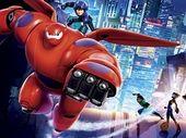 À la télé ce soir, Les Nouveaux héros (Disney) est-il le film à voir ?