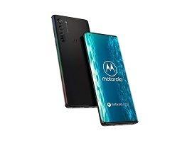 Motorola Edge : un smartphone 5G et à écran incurvé à 349 euros