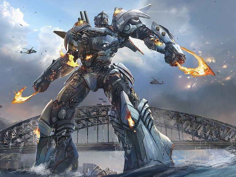 On Netflix tonight, is Pacific Rim a must-see movie?