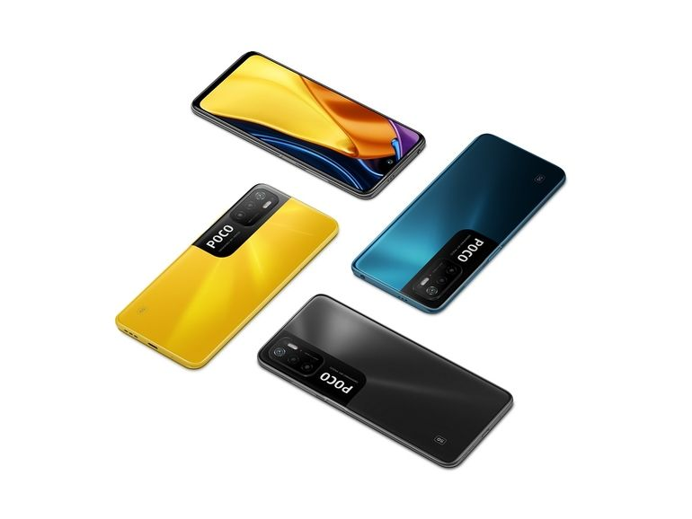 POCO M3 Pro 5G officiel : un entrée de gamme compatible 5G avec un écran 90 Hz