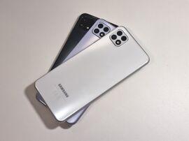 Samsung Galaxy A22 (4G et 5G) : Super AMOLED ou 5G pour moins de 300 euros