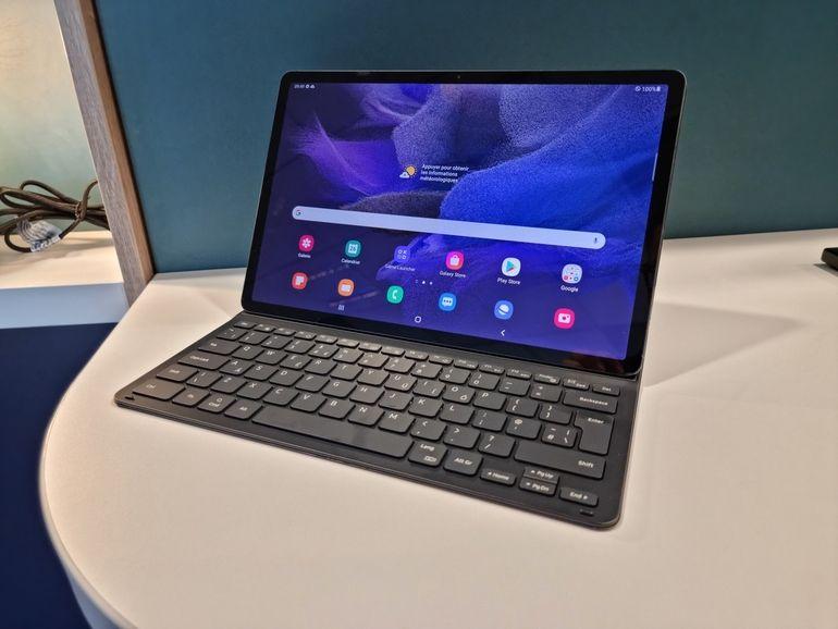 Samsung dévoile deux nouvelles tablettes, la Galaxy Tab S7 FE et la Galaxy Tab A7 Lite